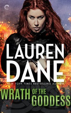 Wrath of the Goddess by Lauren Dane