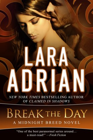 ARC Review: Break the Day by Lara Adrian