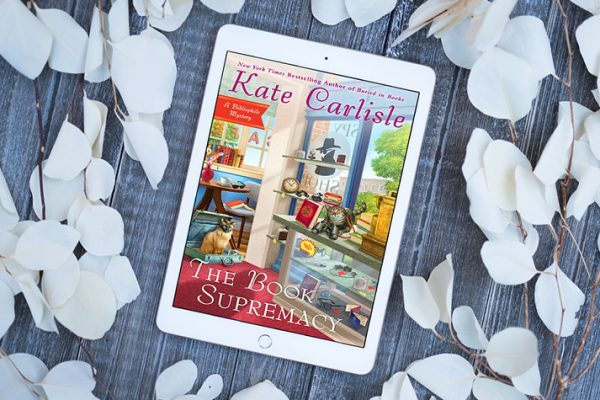 ARC Review: The Book Supremacy by Kate Carlisle