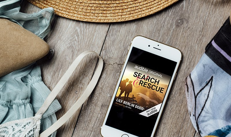 ARC Review + Giveaway: Search and Rescue by Lily Berlin Dodd