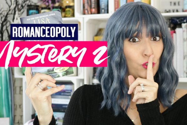 #Romanceopoly Mystery # 2 Challenge Announcement