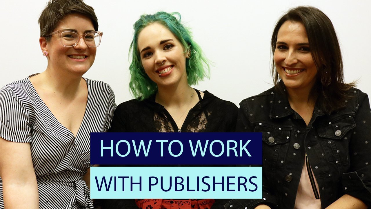 8th Blogiversary + Giveaway: How to Work with Publishers