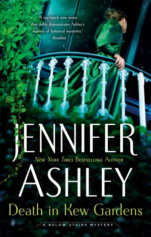 ARC Review: Death in Kew Gardens by Jennifer Ashley