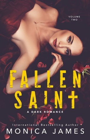 Fallen Saint by Monica James