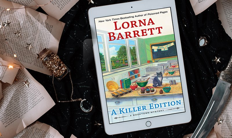 ARC Review: A Killer Edition by Lorna Barrett
