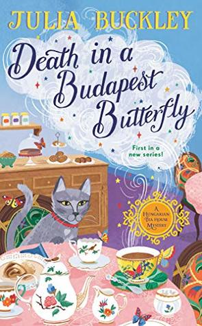 ARC Review: Death in a Budapest Butterfly by Julia Buckley
