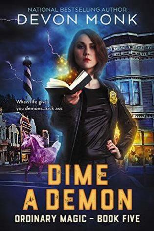 Dime a Demon by Devon Monk