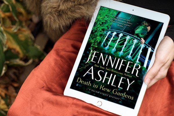 ARC Review: Death in Kew Gardens by Jennifer Ashley