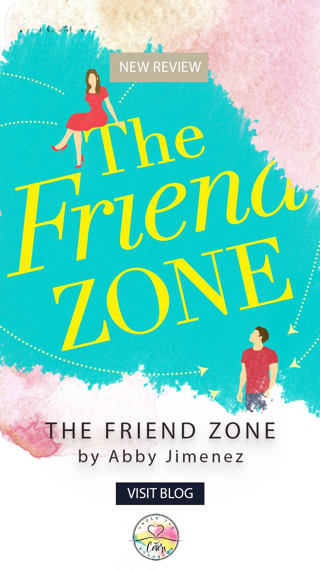 ARC Review: The Friend Zone by Abby Jimenez