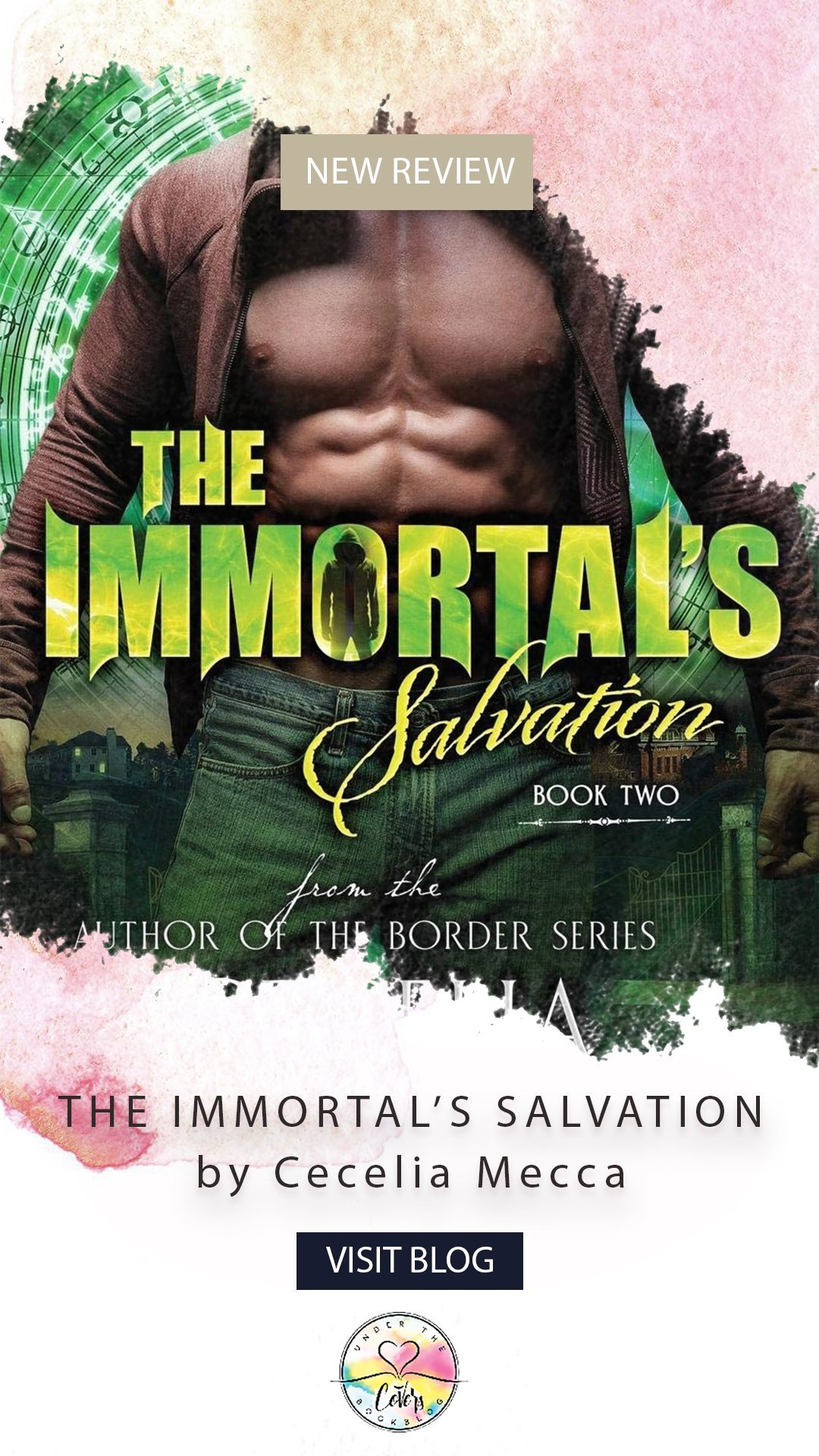 Review: The Immortal's Salvation by Cecelia Mecca