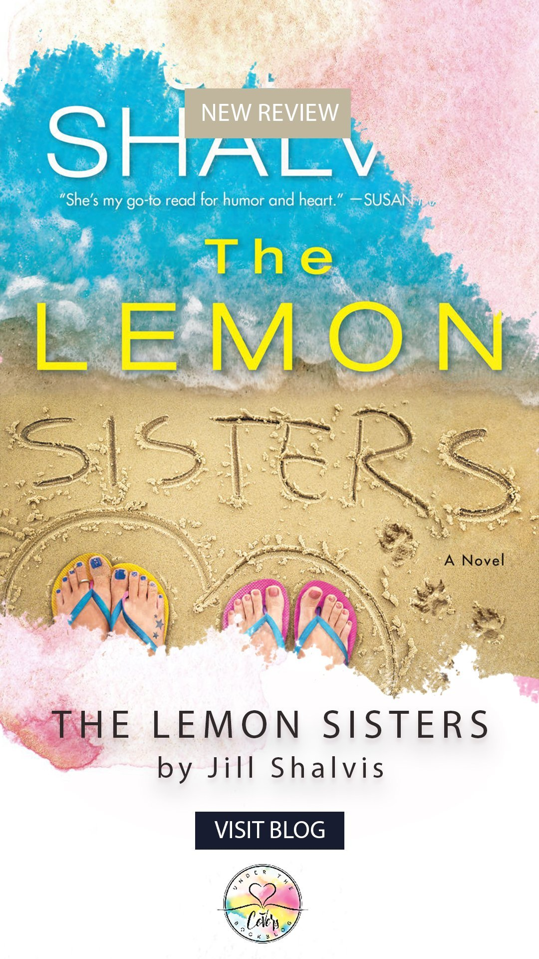 ARC Review: The Lemon Sisters by Jill Shalvis