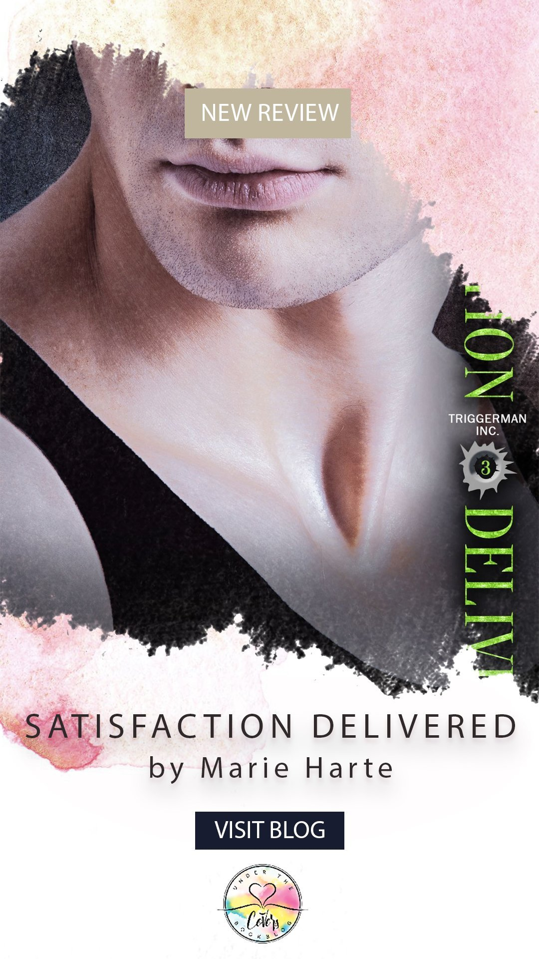 ARC Review: Satisfaction Delivered by Marie Harte