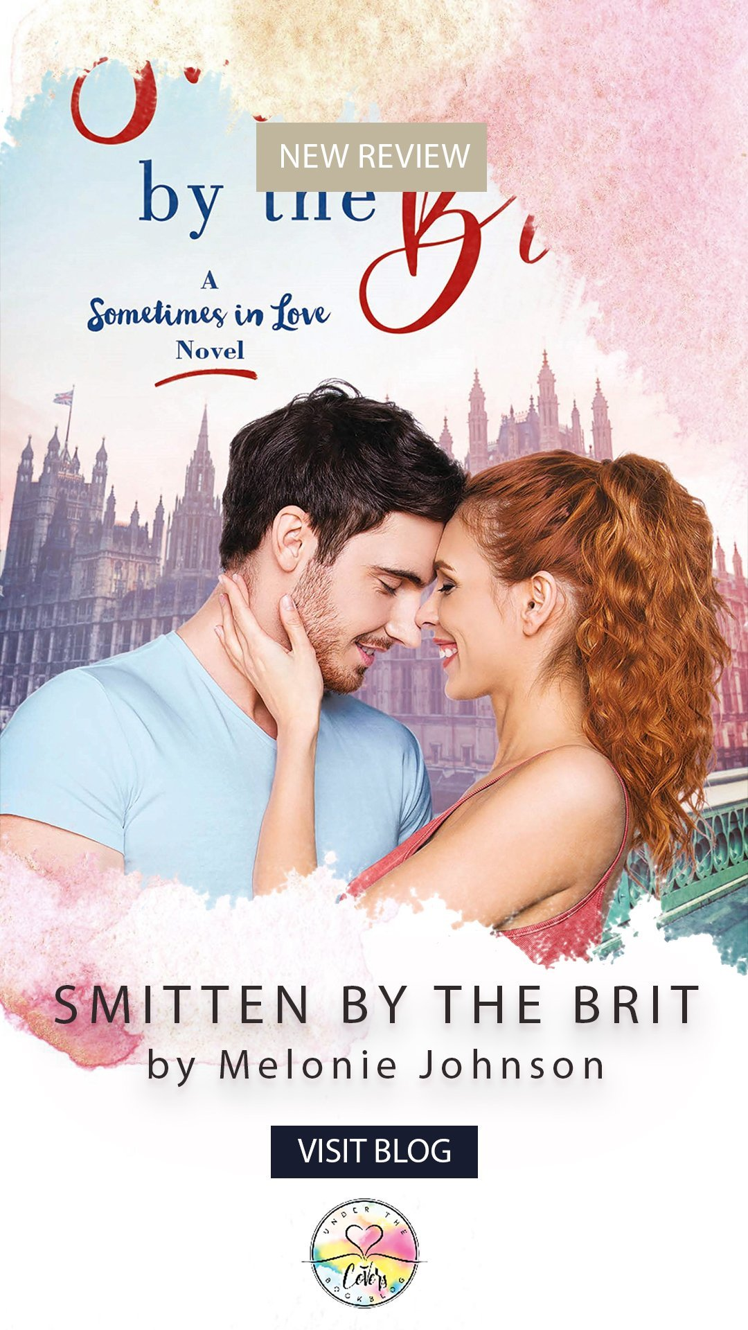 ARC Review: Smitten by the Brit by Melonie Johnson