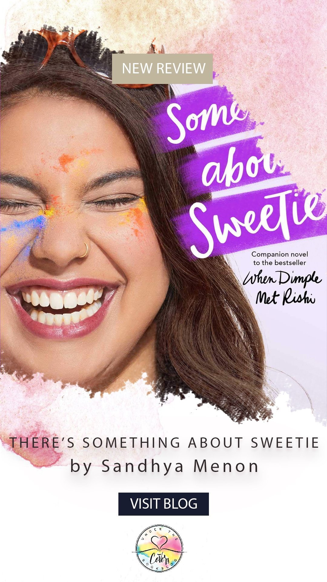 ARC Review: There\'s Something About Sweetie by Sandhya Menon