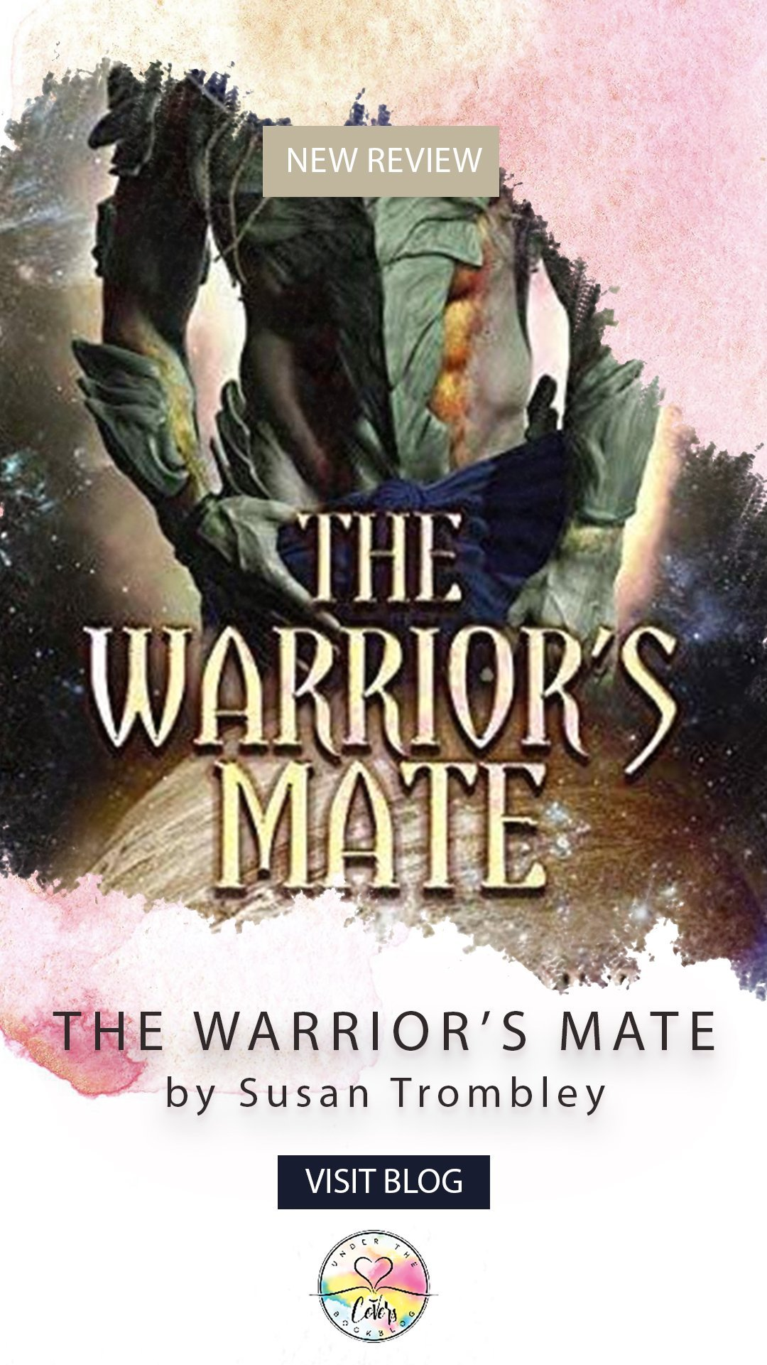 Review: The Warrior's Mate by Susan Trombley