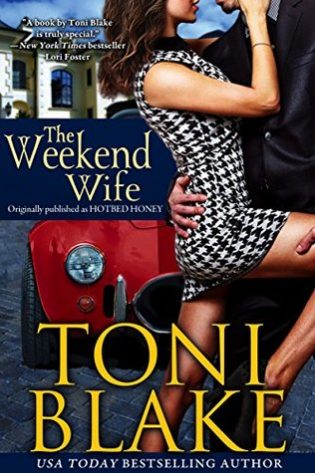 Review: The Weekend Wife by Toni Blake