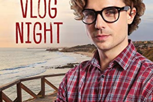 Three Vlog Night by Z.A. Maxfield