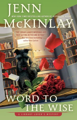 ARC Review: Word to the Wise by Jenn McKinlay