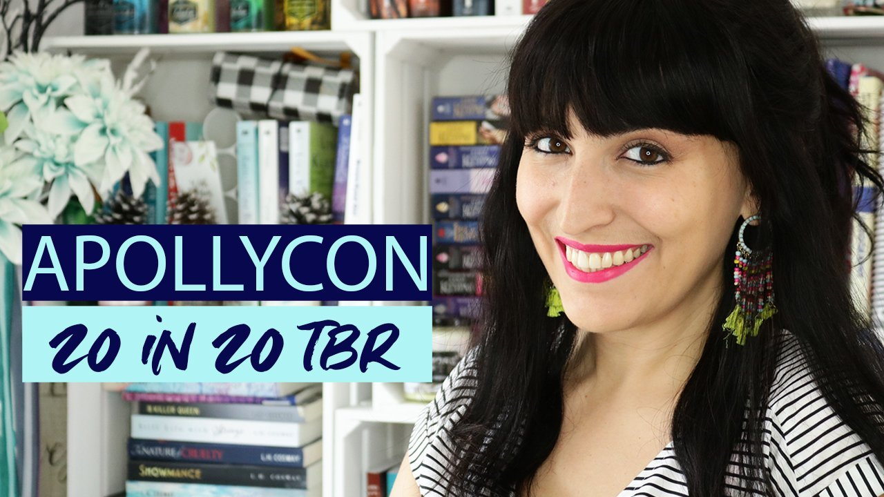 Apollycon 20 in 20 Challenge TBR