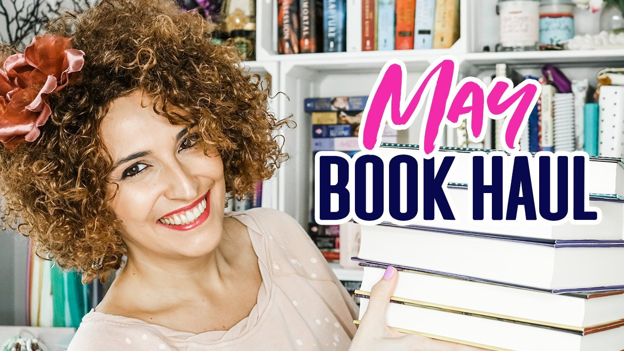 Book Haul + Giveaway: May 2019 [Part 2]