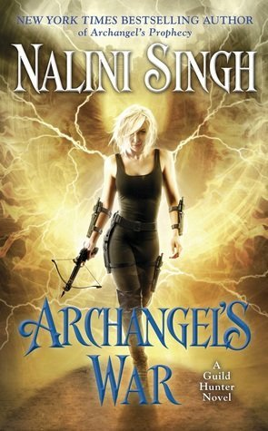 ARC Review: Archangel's War by Nalini Singh
