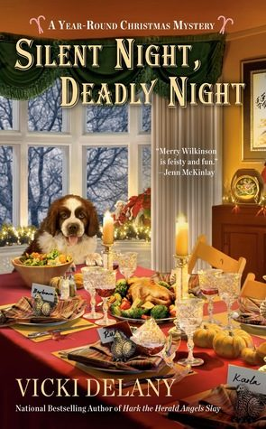 Silent Night, Deadly Night by Vicki Delaney