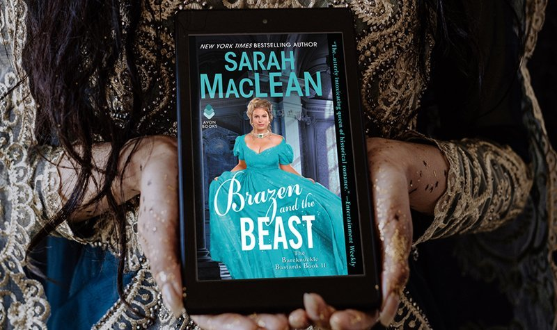 ARC Review: Brazen and the Beast by Sarah MacLean