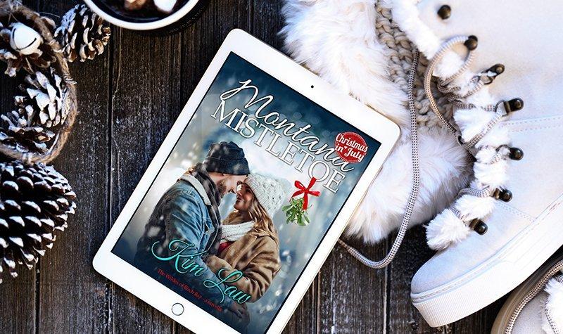 Review:  Montana Mistletoe by Kim Law