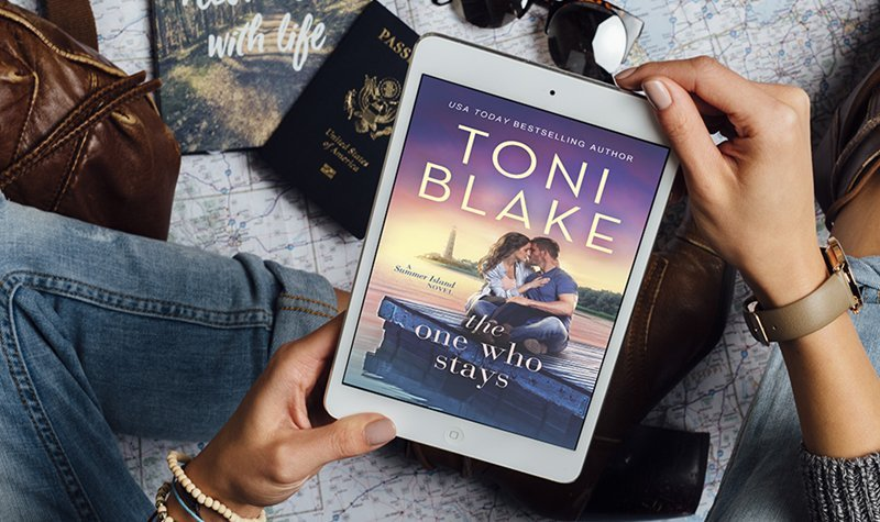 ARC Review: The One Who Stays by Toni Blake