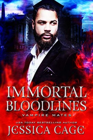Immortal Bloodlines by Jessica Cage