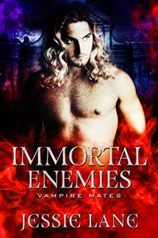 Immortal Enemies by Jessie Lane