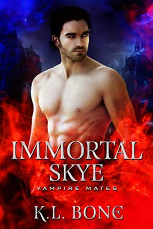 Immortal Skye by K.L. Bone