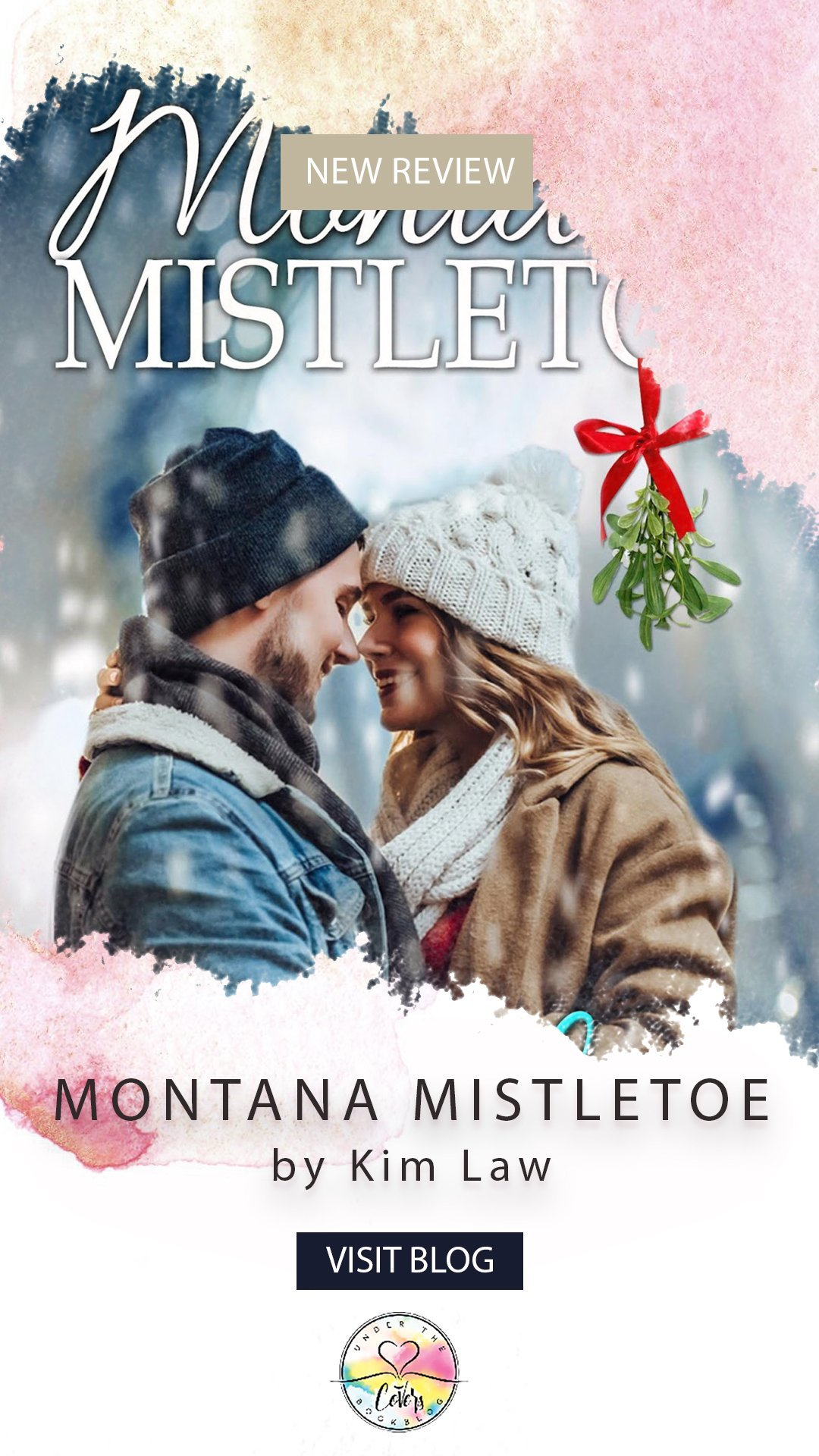 Review:  Montana Mistletoe by Kim Law