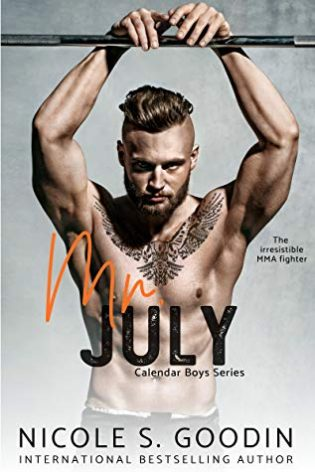 Mr. July by Nicole S. Goodin