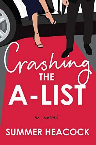 ARC Review: Crashing the A-List by Summer Heacock