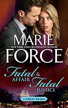 Fatal Affair & Fatal Justice by Marie Force