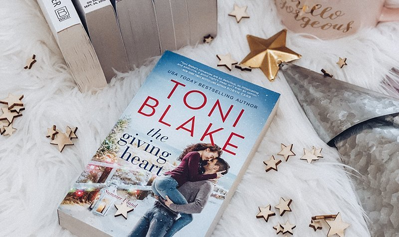 ARC Review: The Giving Heart by Toni Blake