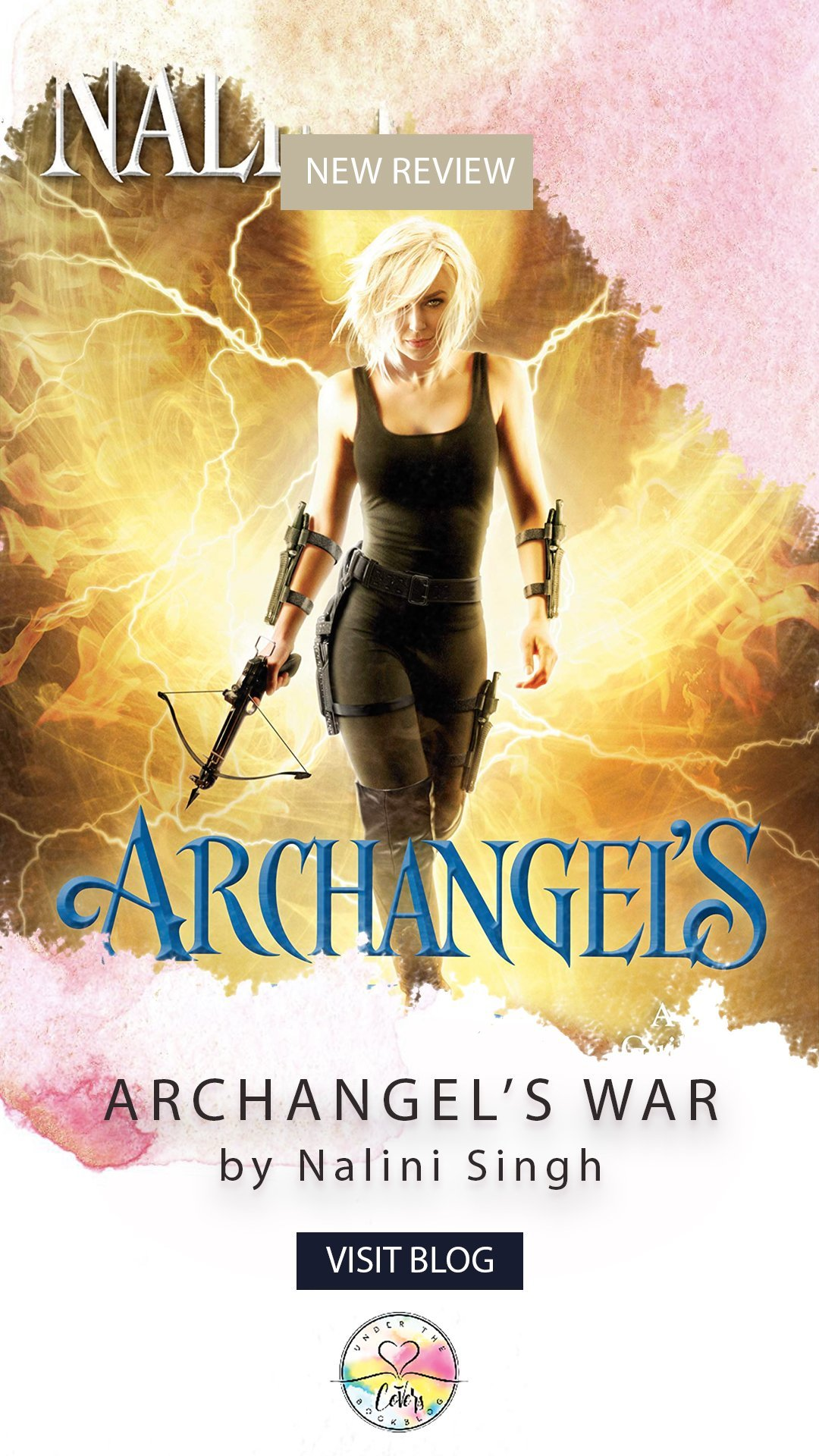 ARC Review: Archangel\'s War by Nalini Singh