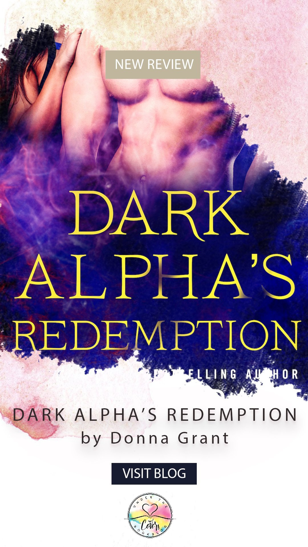 ARC Review: Dark Alpha's Redemption by Donna Grant