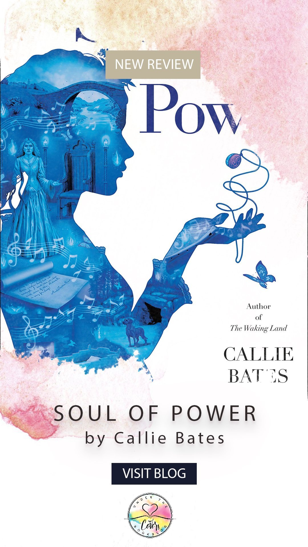 ARC Review: The Soul of Power by Callie Bates