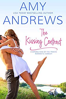 The Kissing Contract by Amy Andrews
