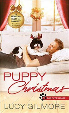 Puppy Christmas by Lucy Gilmore