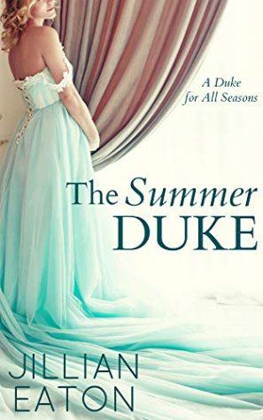 The Summer Duke by Jillian Eaton