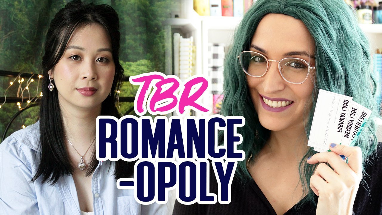 July #Romanceopoly Reading List