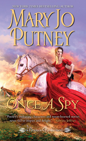 Once A Spy by Mary Jo Putney