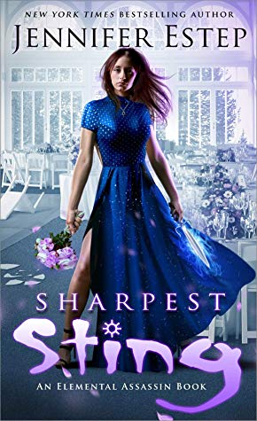 ARC Review: Sharpest Sting by Jennifer Estep