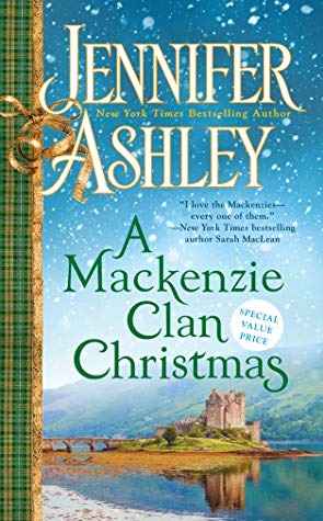 ARC Review: A Mackenzie Clan Christmas by Jennifer Ashley