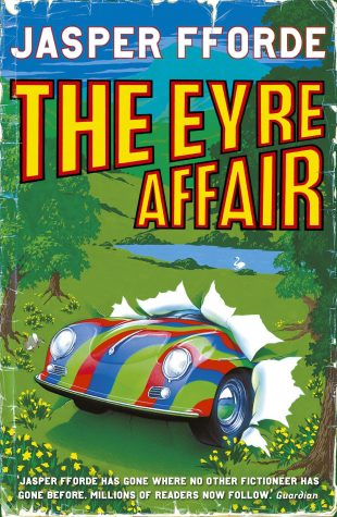 Review: The Eyre Affair by Jasper Fforde