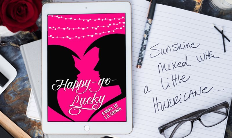 ARC Review: Happy-Go-Lucky by L.H. Cosway
