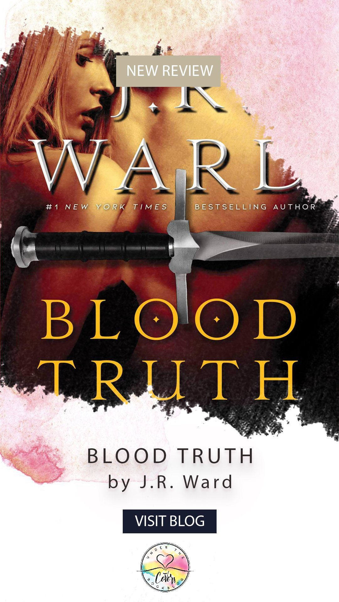 ARC Review: Blood Truth by J.R. Ward
